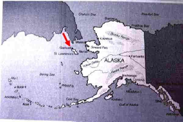 Vetting Palin Can You See Russia From Alaska Yes You