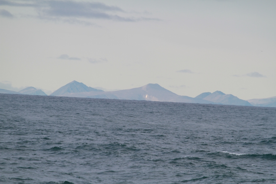 Gambell st lawrence island alaska gallery looking over the international date line to siberia publicscrutiny Images